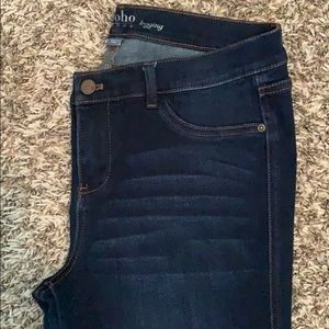 New York & Company Jeans - New York & Co SoHo legging Jeans size 10